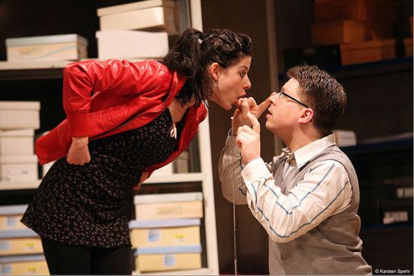 Fritz Theater – Zwei wie Bonny und Clyde