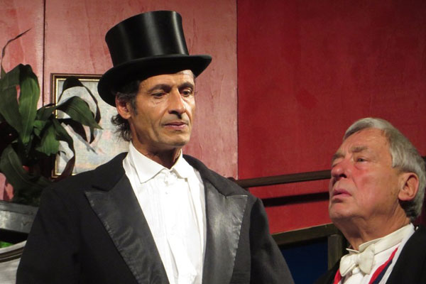 Fritz Theater – Sherlock Holmes` letzter Fall
