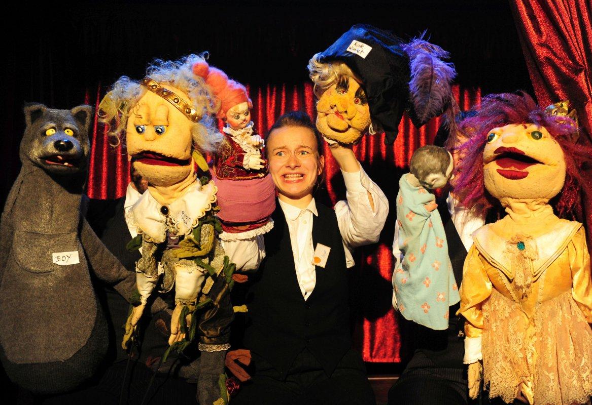 Opernhaus – Hänsel und Gretel